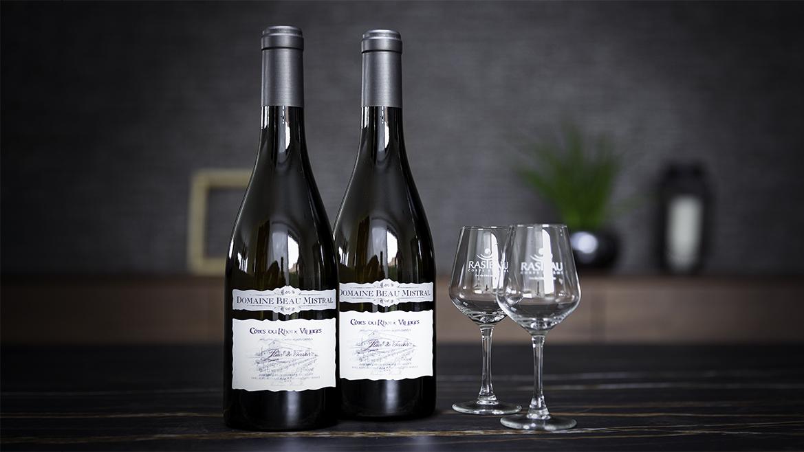 """Côtes du Rhône Villages """"Fleur de Terroir"""" Blanc"""