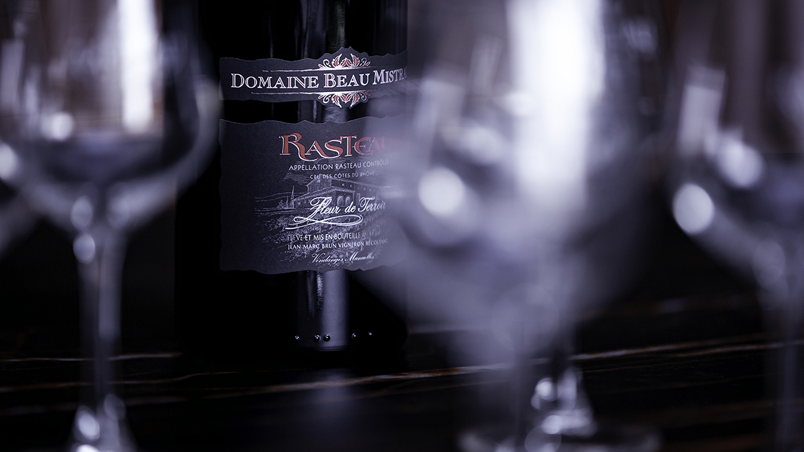 """Rasteau Vieilles Vignes """"Fleur de Terroir"""" Rouge"""