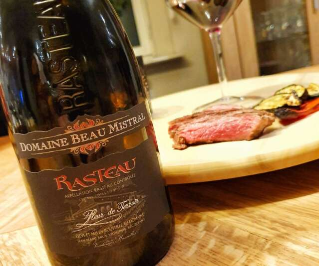 "Wijn in de kijker – Rasteau ""Fleur de Terroir"" Rouge"
